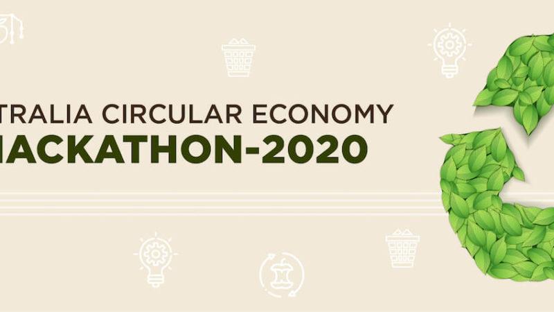 I-ACE India–Australia Circular Economy Hackathon