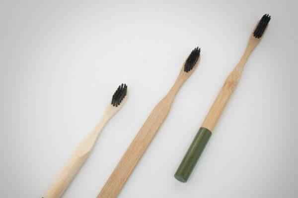 Bamboo Toothbrush display image