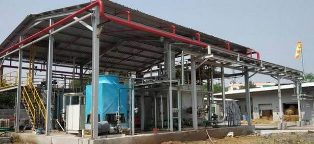 Praj Industries unveils technology to produce biogas from biomass