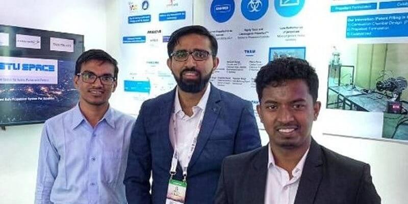 IITB Almuni Startup Manastu Space develops greener way to launch satellites