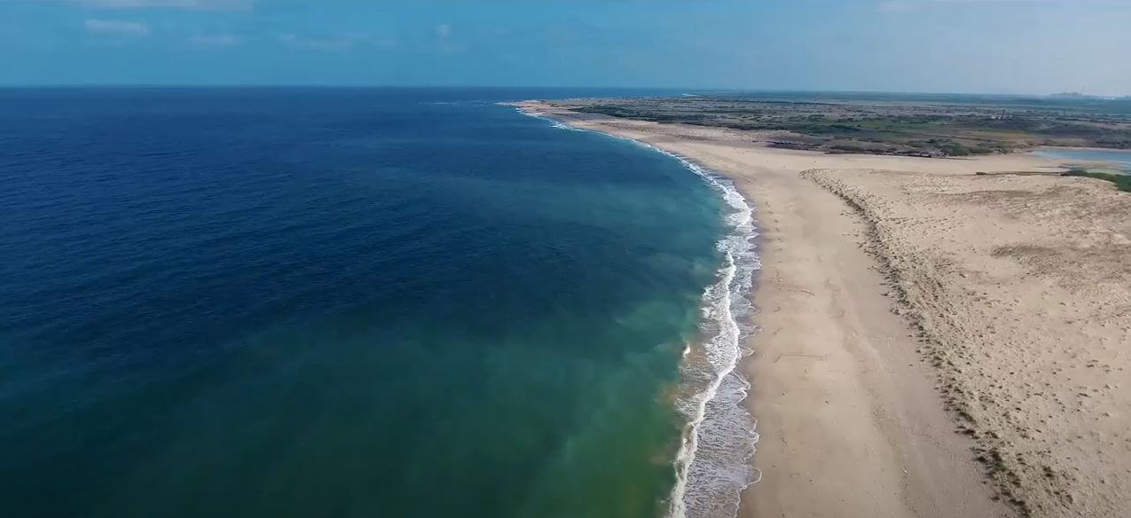 International Blue Flag hoisted at 8 beaches across the nation