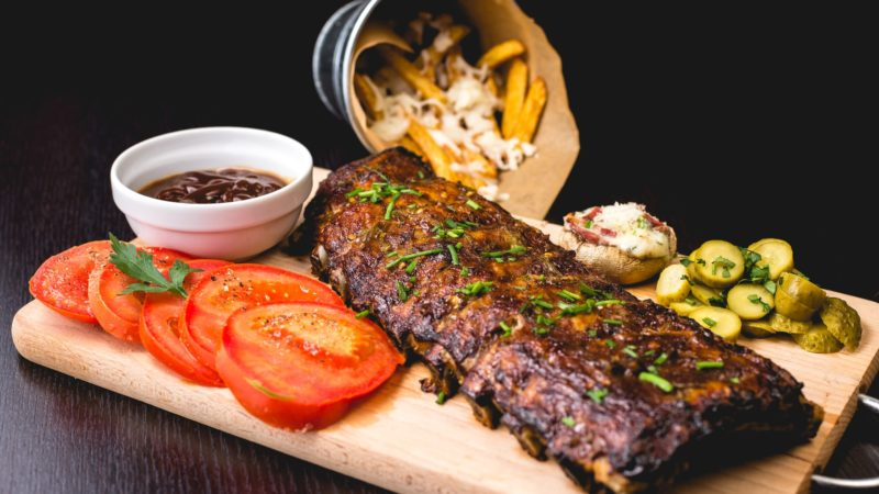 Singapore approves lab-grown meat for sale in country | Just Eat