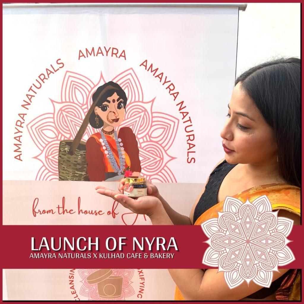 Amayra Naturals skincare