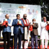 India's first Cow Dung Paint - launch of Khadi Prakritik Paint KVIC Cow Dung Paint