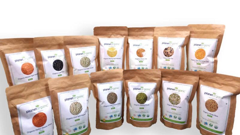 Planet Organic India Food Items)