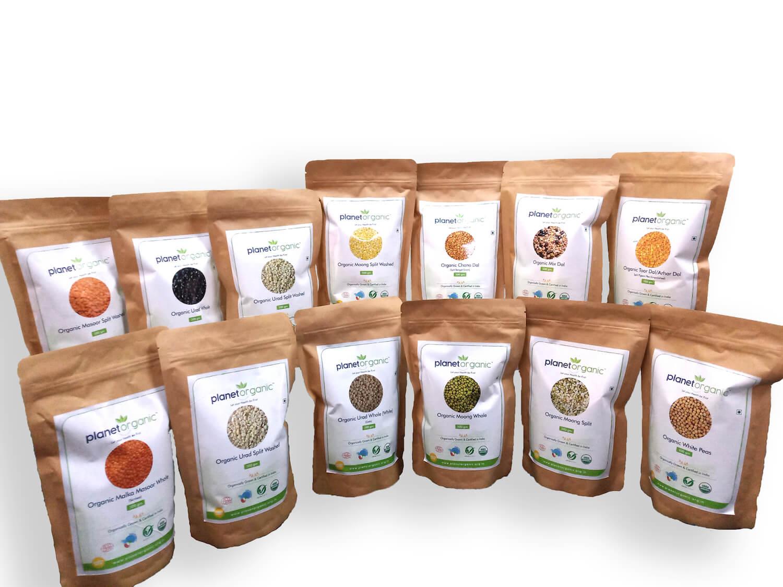 Planet Organic India – Organic Items Subscription Service