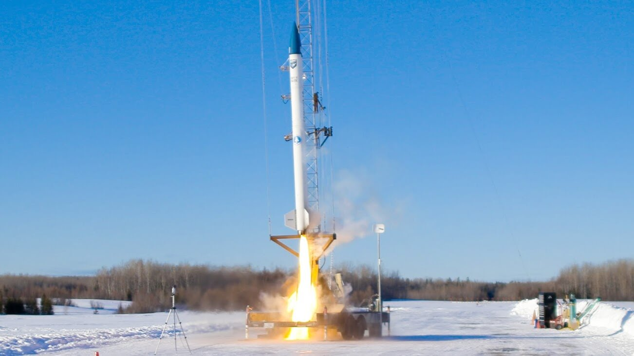 Stardust 1.0 by Blushift Aerospace: The first rocket to run on biofuel?