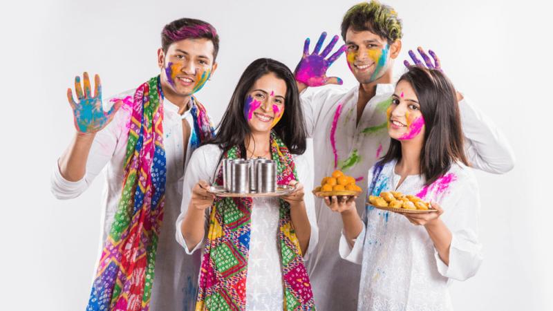 Holi 2021 Gulal to skin care (1)
