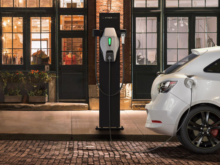 EV Maker Ather Energy sets up fast charging network in Mumbai