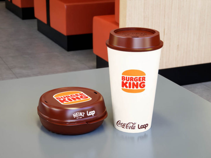 Burger King Testing Green Packaging in 51 Restaurants