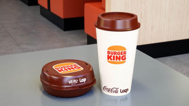 Burger King Testing Green Packaging