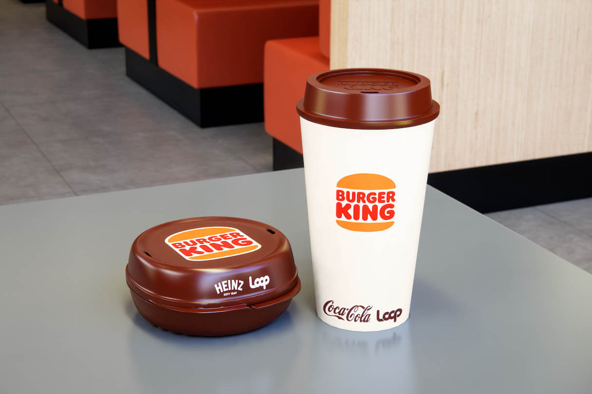 Burger King Testing Green Packaging in 51 Restaurants