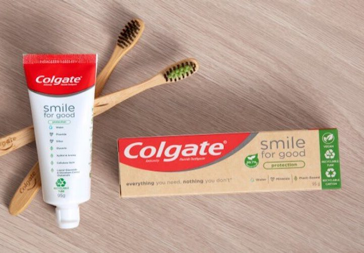 Colgate launches Recyclable Toothpaste Tubes in India