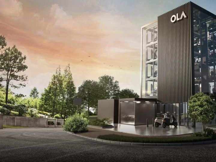 Ola Plans Hypercharger Network to Charge 2W EVs