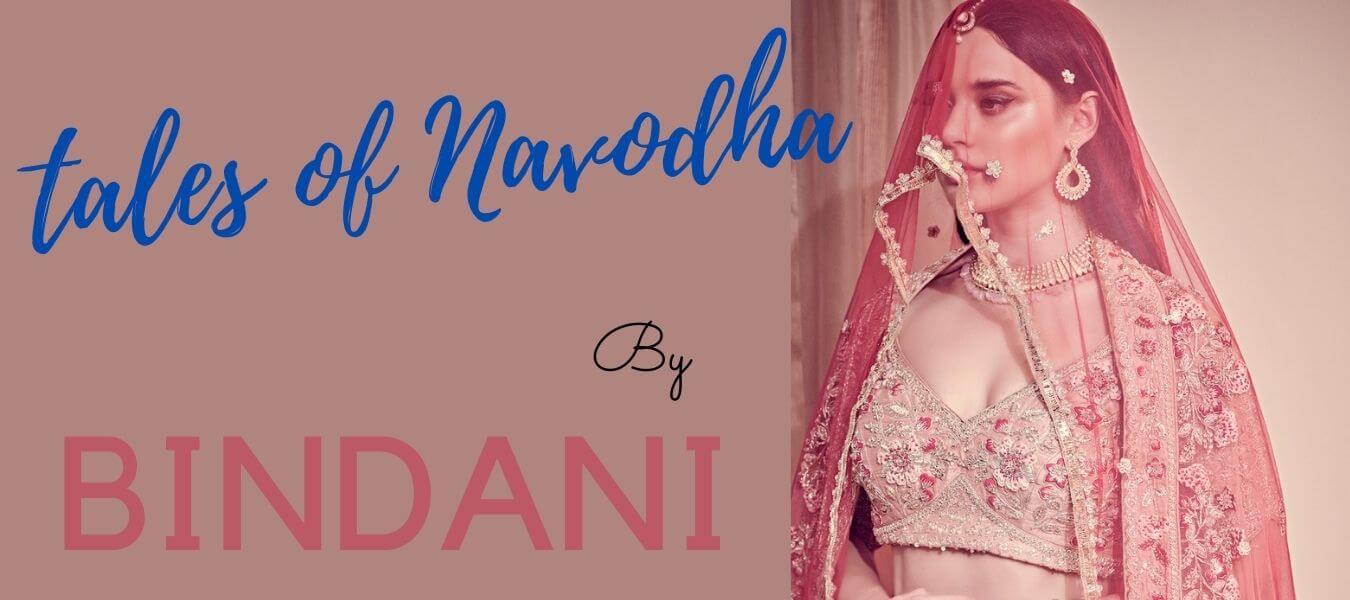 Celebrate the Art of Pichwai through Tales of Navodha by Bindani