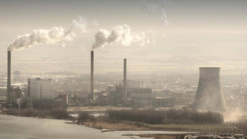 Featured Image Thermal Power Plant With Smoke Pollution