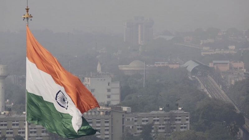 Featured Image air pollution India