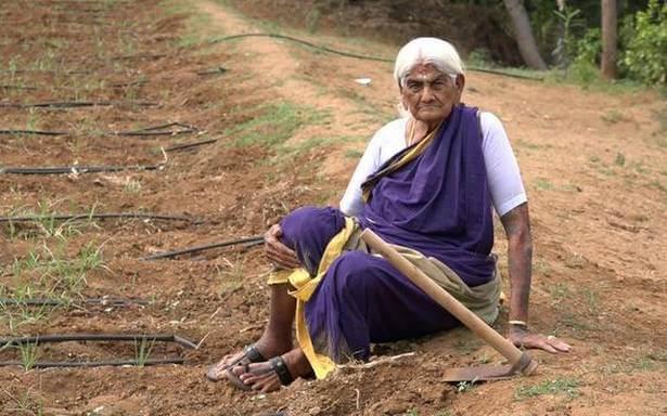 R PAPPAMMAL ORGANIC FARMER TAMIL NADU | Awarded Padma Shri for Organic Farming
