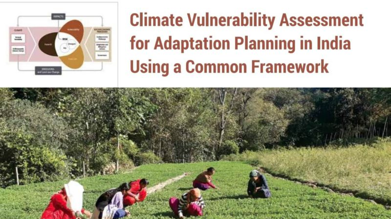 National Climate Vulnerability Assessment Identifies 8 Eastern States as Highly Vulnerable