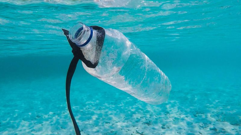 Companies producing plastic polymer ends up as Plastic Waste