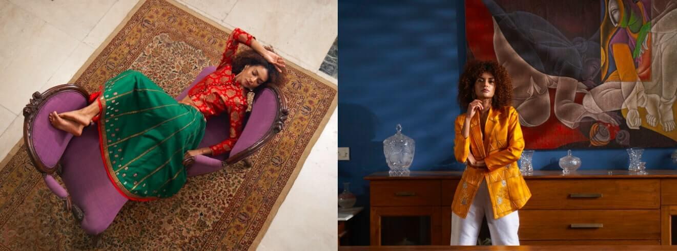 Krishnamani – Enchanting Kanjeevaram, with Zari Work