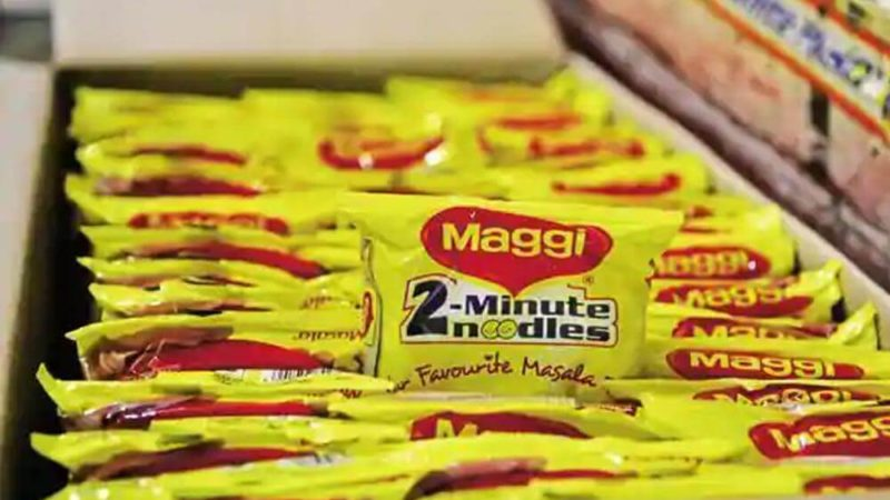 Maggi - Nestle food products Unhealthy