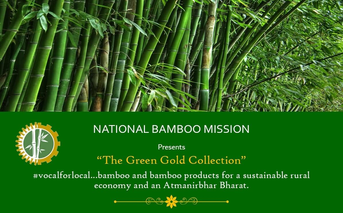 Bamboo Market Page launched on Govt e-Marketplace (GeM) Portal