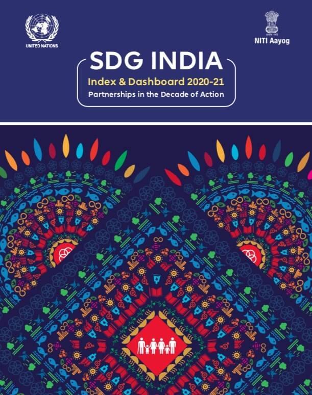 Download in PDF SDG India Index 3.0