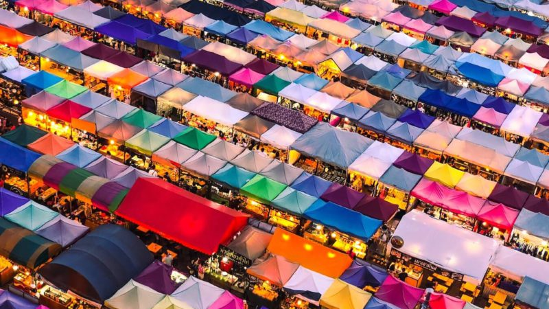 Featured Image Sustainable Marketplaces in India