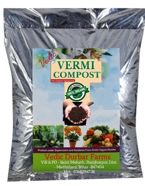 Vedic Darbar Farms - Vermi Compost