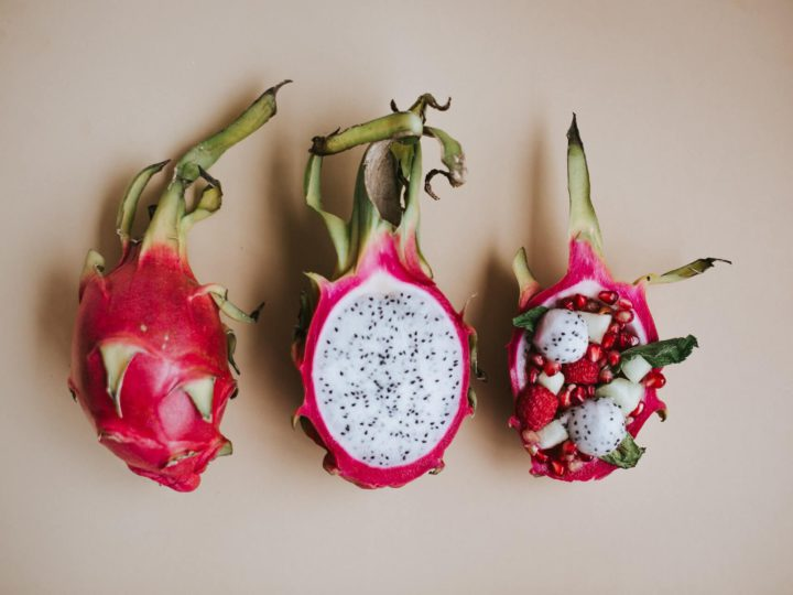 Dragon Fruit grown by farmers of Gujarat West Bengal exported to London