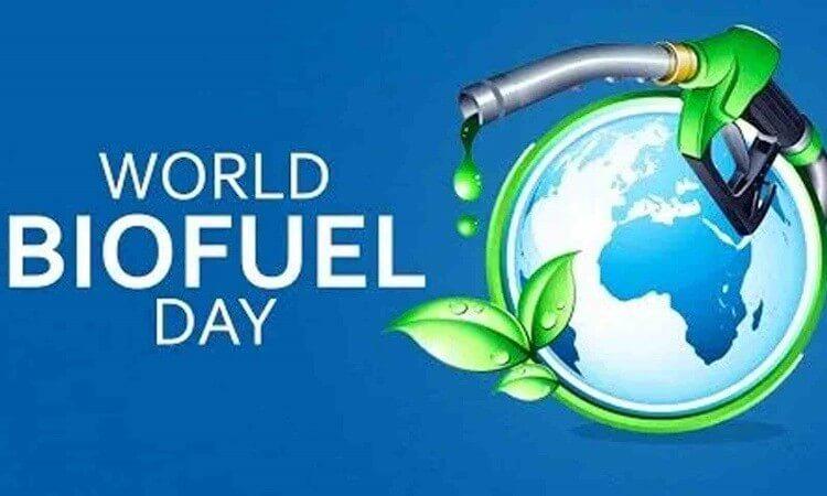 World Biofuel Day 2021