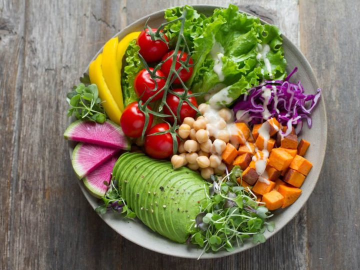 What is the difference between vegan and vegetarian diets?