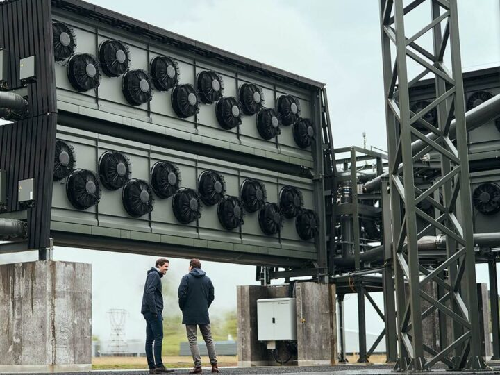 Orca: World's biggest Direct Air Carbon-Capture plant opens in Iceland