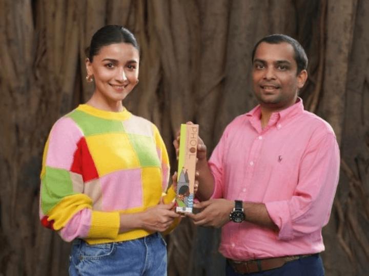 Alia Bhatt Invests in Phool Co | Incense & Vegan Flower Leather D2C Brand