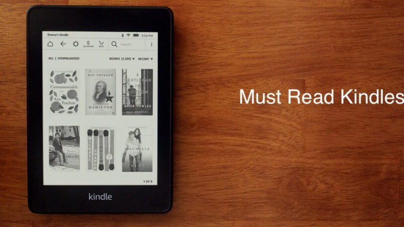 5 must read kindles on climate change