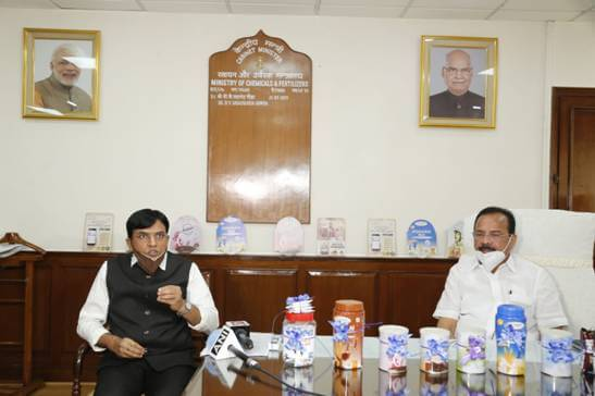 Govt launches eight immunity boosting products under PMBJP
