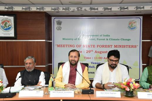 Centre releases CAMPA funds for afforestation