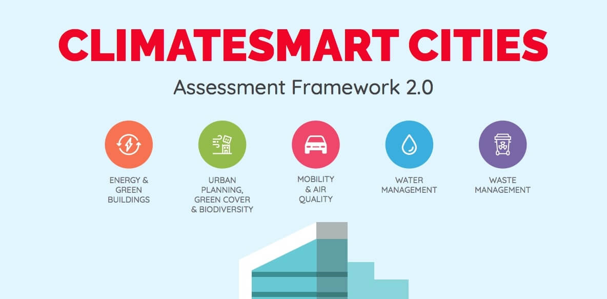 Climate Smart Cities Assessment Framework (CSCAF 2.0) launched