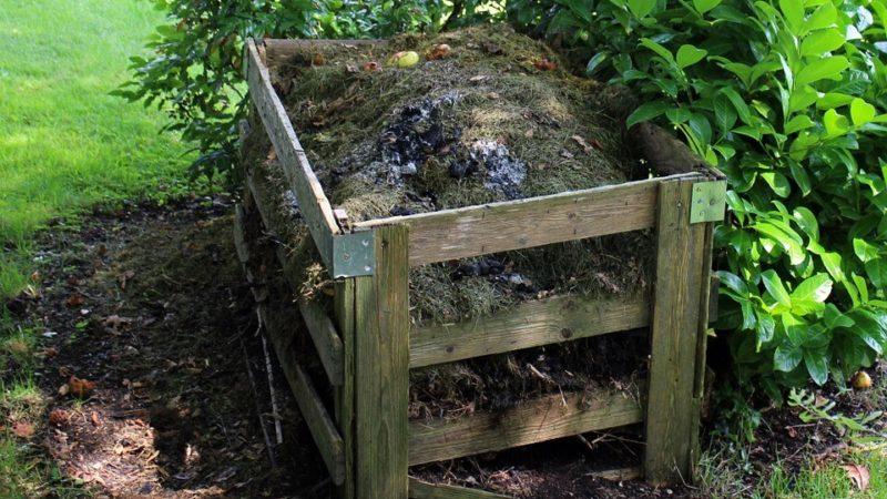 Compost Garden Waste Organic Fertilizers