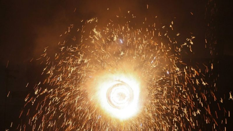 Green Crackers - Green Fireworks - Ecofriendly Patakhe