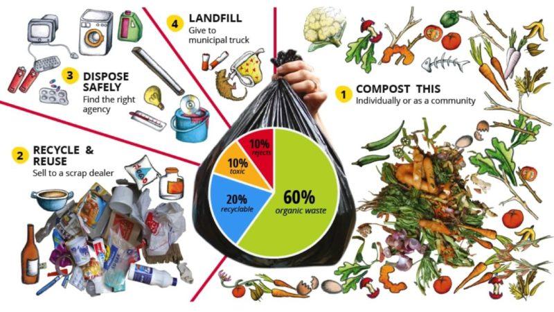 Why segregate waste
