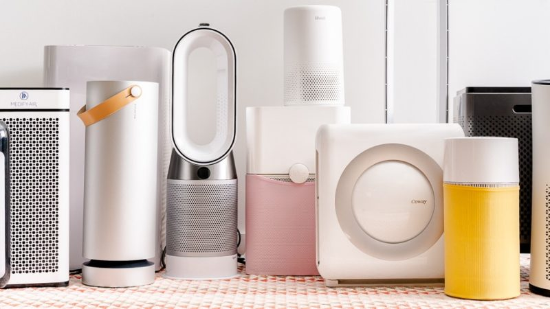 How to select the Air-purifier ?