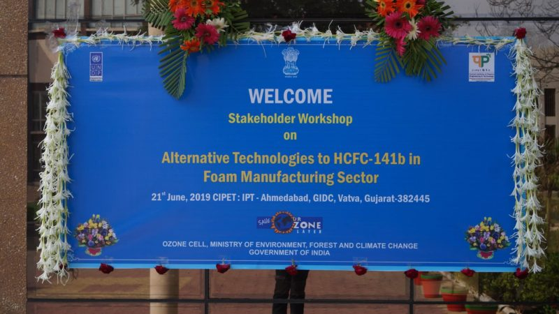 India achieves phase out of ozone depleting HCFC-141b