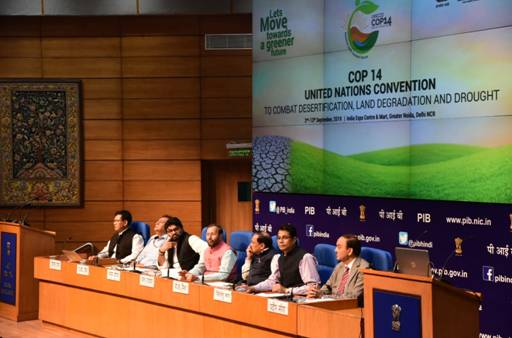 India pledges to restore 50 lakh hectares of degraded land by 2030