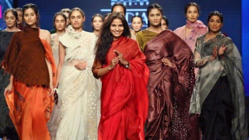 Indian Fashion Opulence to Sustainability