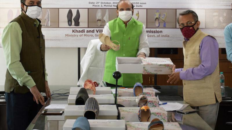 Khadi Footwear launch