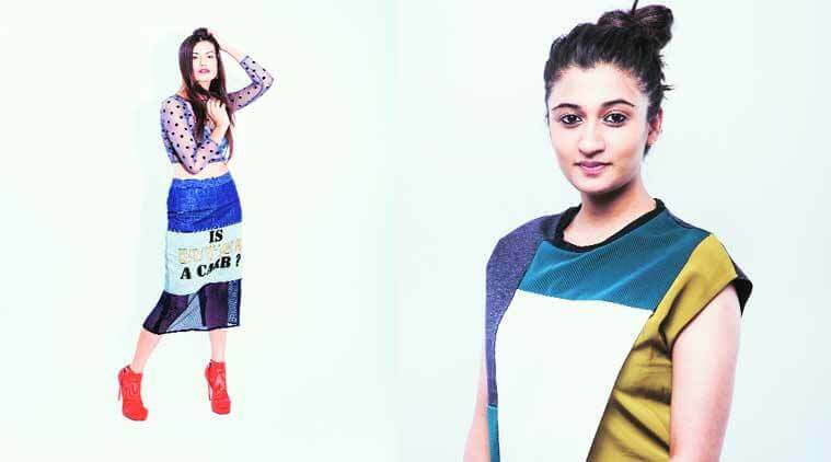 Designer Kriti Tula creates clothes with scrap fabrics