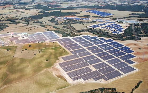 Largest Solar Power Plants in the World