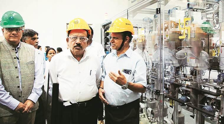 National Chemical Laboratories Pune Clean Fuel Pilot Project Dimethyl ether (DME)